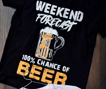 beer-tshort Unkultured - The Clothing Brand for your Personality