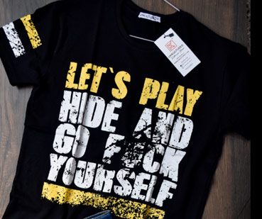 letsplay-tshirt Unkultured - The Clothing Brand for your Personality