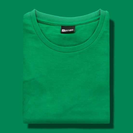 Final-Looks-Female-Emerald-Green-551x551 Graphic T-shirts